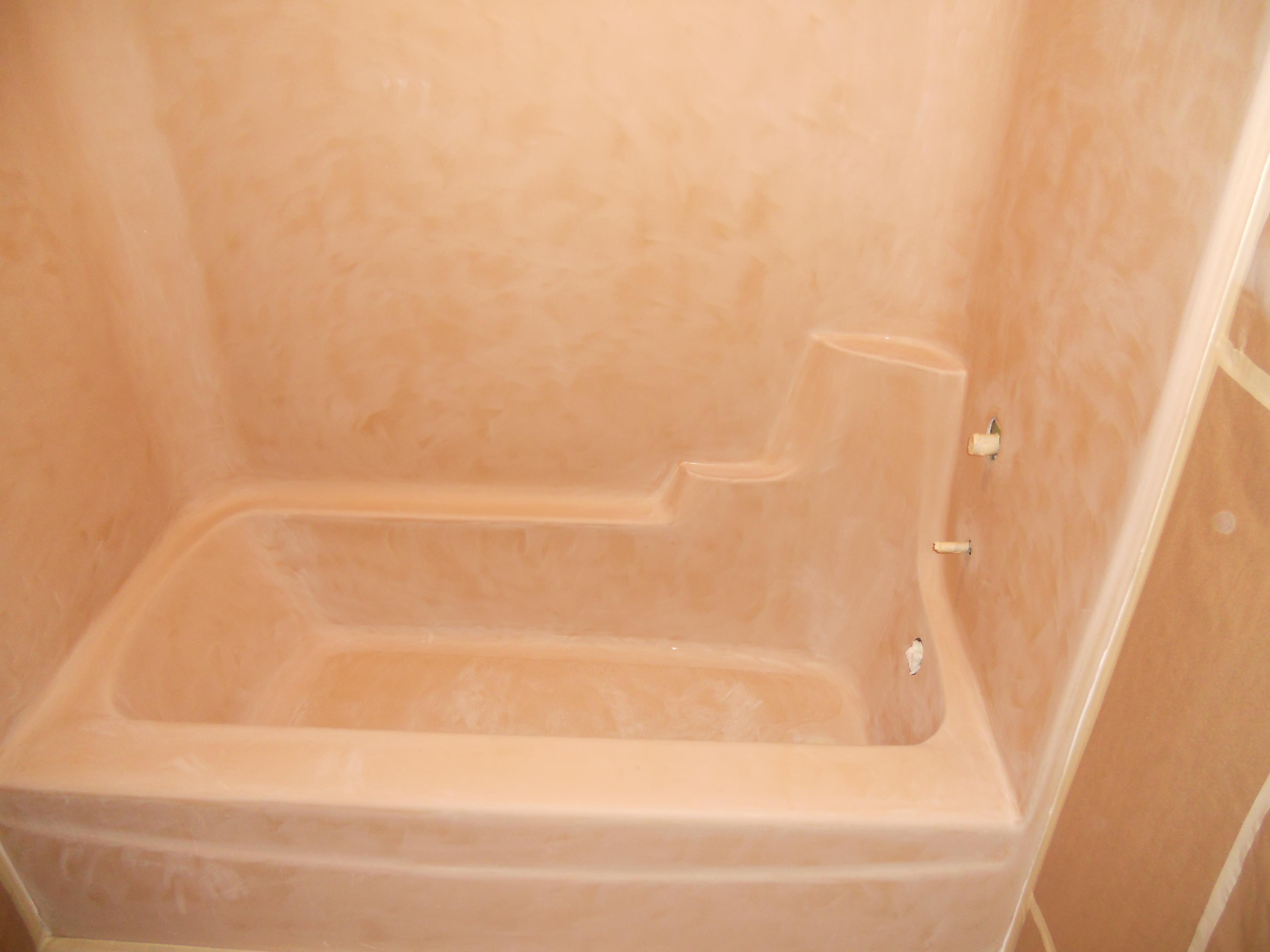 Shower/Enclosure Refinishing - Lectroglaz